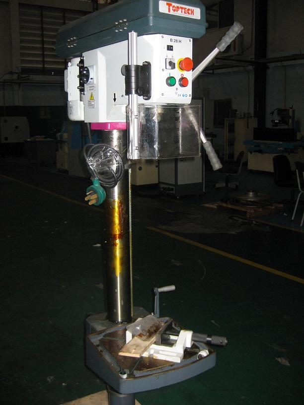 เครื่องเจาะ Drilling Machine