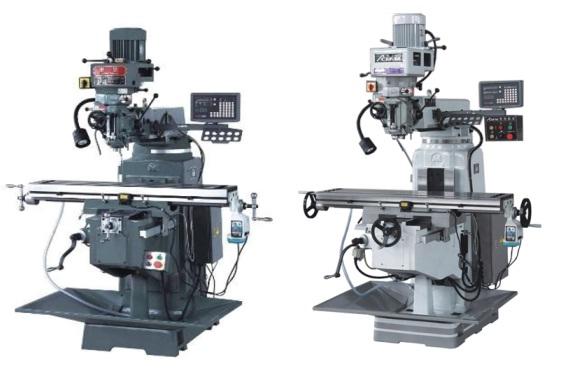 เครื่องมิลลิ่ง เครื่องกัด เครื่องจักร Milling Machine  เครื่องมิลลิ่ง เครื่องกัด